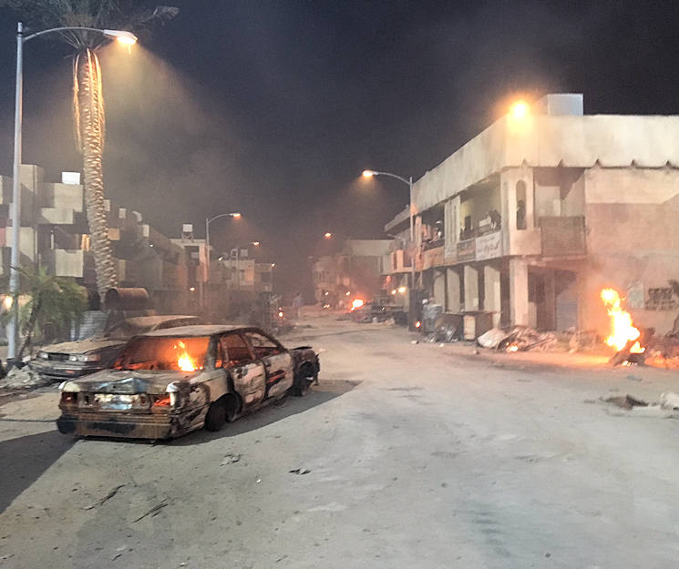 November 1, 2017 - The Long Road Home miniseries set at Fort Hood, Texas, was made to resemble portions of Sadr City, a neighborhood in Baghdad where 1st Cavalry Division Soldiers were ambushed in April 2004. (U.S. Army photo by Lt. Col. Timothy Hyde)