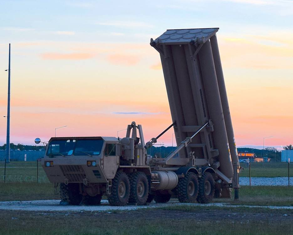 An Aegis Ashore Ballistic Missile Defense System is set up at U.S. Naval Support Facility in Deveselu, Romania, August 9, 2019. (U.S. Navy photo by Lt. Amy Forsythe)