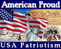 "American Proud and supporter of USA Patriotism! . . . ""Showcasing Love and Pride of America"""
