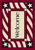 Flag / Patriotic Welcome Rug