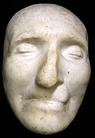 Thomas Paine Death Mask