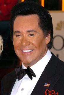 Patriot and entertainer Wayne Newton