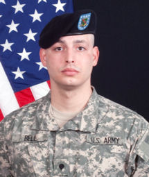 Army Sgt. Christopher Bell