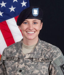 Army Sgt. Devin A. Snyder