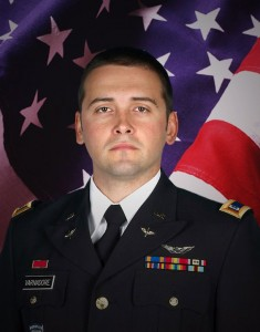 U.S. Army Chief Warrant Officer 2 Terry L. Varnadore II