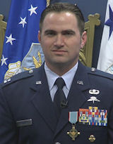 Captain Barry F. Crawford Jr. - Air Force Cross Recipeint