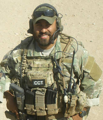 USAF Staff Sgt. Robert Gutierrez - Air Force Cross Recipient