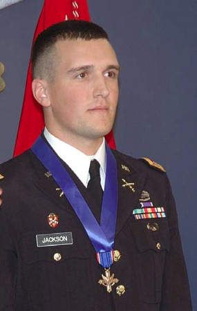 W. Bryan Jackson - Distinguished Service Cross Recipient