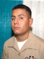 Lance Corporal Joseph B. Perez was awarded the Navy Cross for extraordinary heroism as Rifleman, Company I, 3d Battalion, 5th Marines, 1st Marine Division, I Marine Expeditionary Force in support of Operation IRAQI FREEDOM on 4 April 2003.