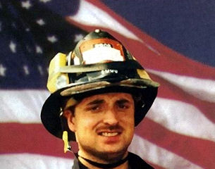 Fallen Army Capt. Michael Dermot Mullan, a reservist, emergency-room nurse and decorated New York City firefighter