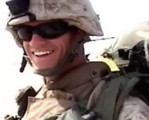 Corporal Jason Dunham in Iraq, 2004