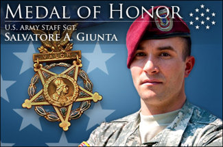 Salvatore A. Giunta - Medal of Honor Recipient