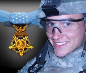 Army Spc. Ross A. McGinnis - Medal of Honor Recipient (KIA in Adhamiyah, Iraq on Dec. 4, 2006)