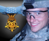 Army Spc. Ross A. McGinnis and his Medal of Honor