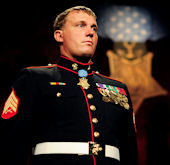 Ret. Marine Sgt. Dakota Meyer, Medal of Honor Recipient - September 15, 2011