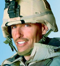 Sergeant First Class Paul Ray Smith, posthumous Medal of Honor recipient