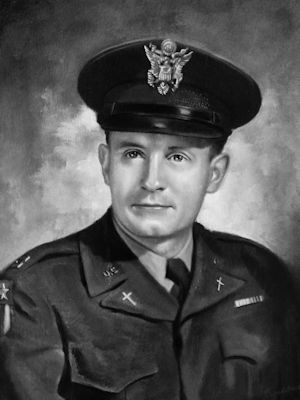 U.S. Army Chaplain Father Emil J. Kapaun, Medal of Honor Recipient