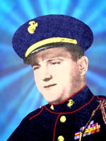 Carlton R. Rouh, Medal of Honor Recipient - World War II