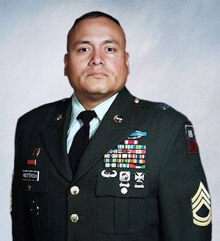U.S. Army SFC Kenneth Westbrook, Silver Star Recipient (Posthumous)
