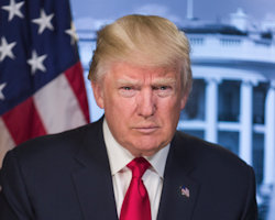 President Donald J. Trump - Official Photo