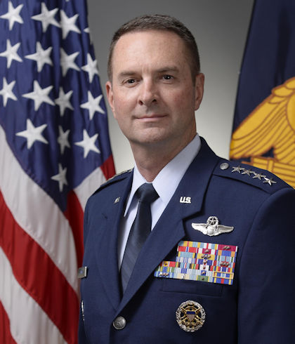 U.S. Air Force Gen. Joseph L. Lengyel ... 28th Chief of the National Guard Bureau