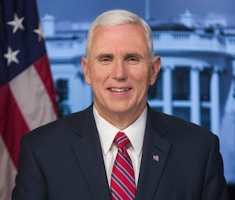 Michael Pence - 48th Vice President of the United States of America