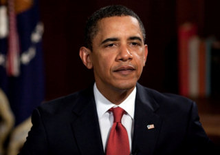 President Barack Obama delivers his first weekly address of 2010. The president spoke from Kailua, Hawaii, condemning the attempted Dec. 25 terrorist attack by Umar Farouk Abdulmutallab.