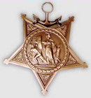 U.S. Navy / Marine Medal of Honor medal