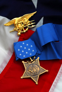Medal of Honor with SEAL Trident
