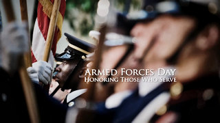 Armed Forces Day -- President Harry S. Truman led the effort to establish a single holiday for citizens to come together and thank our military members for their patriotic service in support of our country. On August 31, 1949, Secretary of Defense Louis Johnson announced the creation of an Armed Forces Day to replace separate Army, Navy, Marine Corps and Air Force Days. The single day celebration stemmed from the unification of the Armed Forces under the Department of Defense. Armed Forces Day is observed on the third Saturday of May.