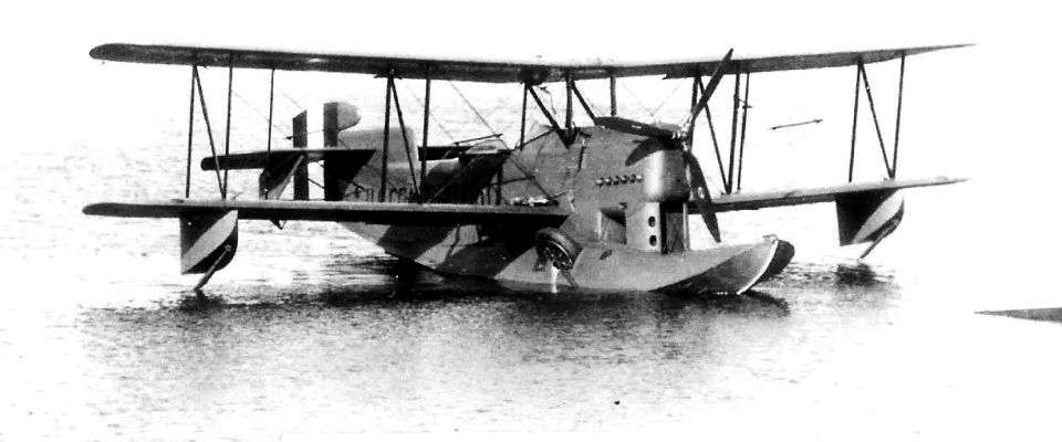 Rare photograph of the first Loening OL-5 purchased by the Coast Guard in 1926. The original was signed by manufacturer Grover Loening. (U.S. Coast Guard)