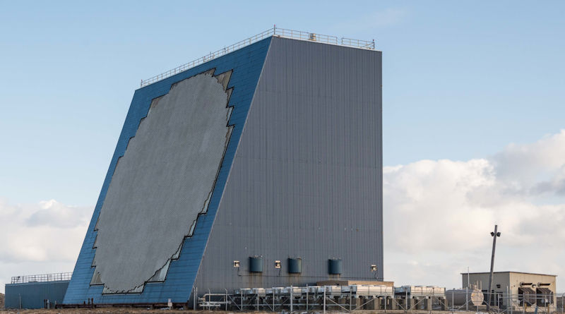 November 27, 2017 - The COBRA DANE radar is a single faced ground-based, L-band phased-array radar located at Eareckson Air Station, Shemya, Alaska. The primary mission of COBRA DANE is to collect radar metric and signature data on foreign ballistic missile events. Additional missions include collecting space surveillance data on new foreign launches and satellites in low-earth orbit. The radar has a 95-foot diameter phased array and the capability to track and record data on as many as 120 objects simultaneously. (Photos by U.S. Navy Chief Petty Officer Brandon Raile, Alaskan NORAD Region/Alaskan Command/11th Air Force)