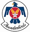 U.S. Air Force Thunderbirds logo