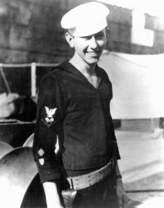 Image of SM1 Douglas Munro, hero of Point Cruz and the only Medal of Honor recipient in the Coast Guard history. Coast Guard Collection.