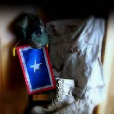"Boots and Banner -- ""The Silver Star Families of America has one mission:  To remember, honor and assist the wounded, ill and  dying of our armed forces from all wars."""