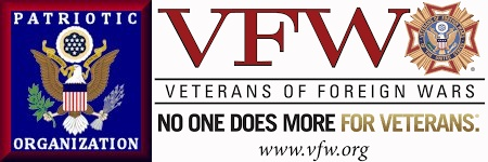 Veterans of Foreign Wars (VFW) ... Patriotic Organizations Hall of Honor Inductee