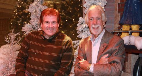 Joe Cantafio and Paul Brian