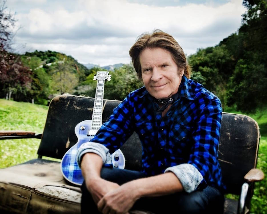 "September 17, 2019 - While on his ""John Fogerty: My 50-Year Trip"" tour, Rock legend John Fogerty of Credence Clearwater Revival fame remembers a brief period of time when he was stationed at Fort Knox, Kentucky in 1967. (U.S. Army photo by Eric Pilgrim, Fort Knox)"