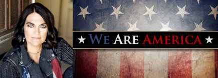 Leslie Cours Mather - We Are America