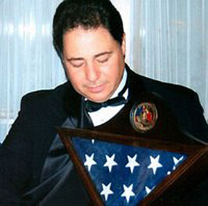 Daniel Rodriguez receives USO Lifetime Achievement Award