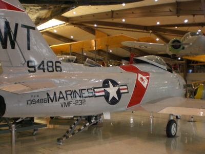 US Marines jet fighter