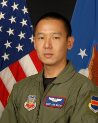 "taff Sgt. Jon Ouchi, an airborne cryptologic operator with the 390th Intelligence Squadron at Kadena Air Base, Japan, was named the 2008 Henry ""Red"" Erwin Enlisted Aviator of the Year for noncommissioned officers June 12, 2009."