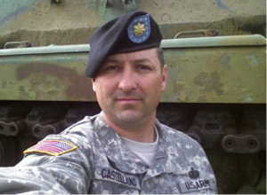 Army Maj. Tom Castellano is a reservist as well as a Microsoft employee. Microsoft's support of Castellano and other Guard and Reserve members has earned the company a top Defense Department award.