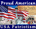 "Proud American and supporter of USA Patriotism! . . . ""Showcasing Love and Pride of America"""