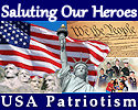 Saluting Our Heroes!