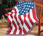 USA Flag Blanket