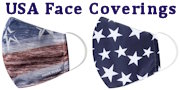 USA Flag Coverings