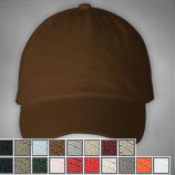 Basic Adjustable Cap Colors