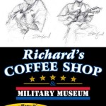 Living Military Museum at Richard's Coffee Shop