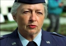 Brigadier General Wilma Vaught - The first woman to deploy on a strategic air command